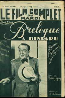 Monsieur Breloque a disparu
