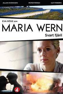Maria Wern - Svart fjäril