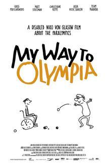 Moje cesta do Olympie  - Mein Weg nach Olympia