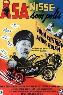 Åsa-Nisse som polis