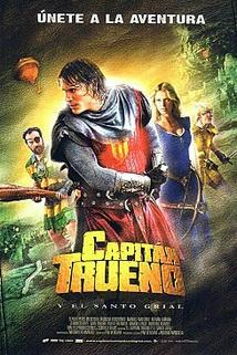 El Capitán Trueno y el Santo Grial