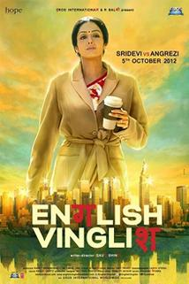Angliština Engliština  - English Vinglish