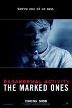 Plakát k filmu: Paranormal Activity: Prokletí