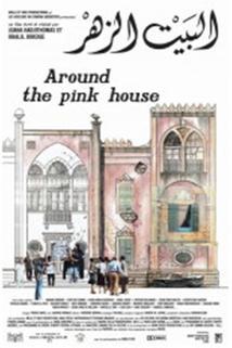 Autour de la maison rose