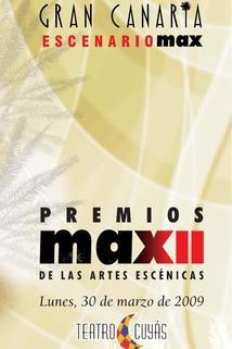 XII premios Max de las artes escénicas