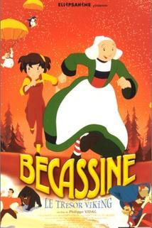 Bécassine - Le trésor viking
