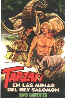 Tarzán en las minas del rey Salomón