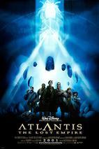 Plakát k filmu: Atlantida: Tajemná říše