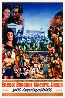 Samson a souboj siláků  - Ercole, Sansone, Maciste e Ursus gli invincibili