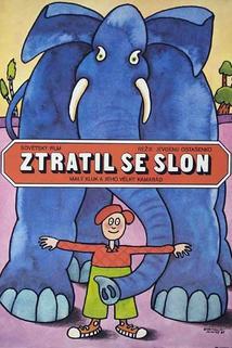 Poteryalsya slon
