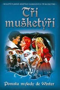 Tři mušketýři: Pomsta Milady de Winter