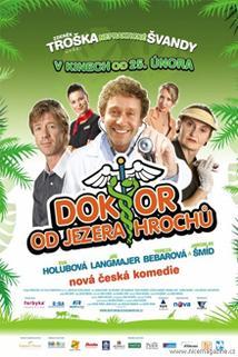 Plakát k filmu: Doktor od Jezera hrochů