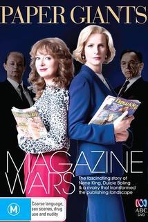 Válka magazínů - S01E01  - S01E01
