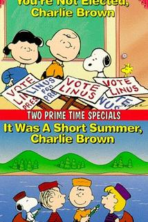 It Was a Short Summer, Charlie Brown  - It Was a Short Summer, Charlie Brown