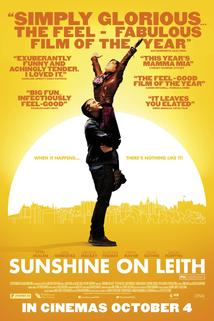 Slunce nad Leithem  - Sunshine on Leith