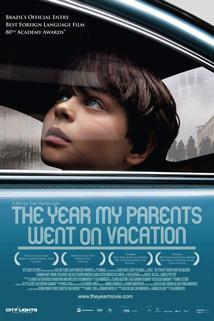 O Ano em Que Meus Pais Saíram de Férias
