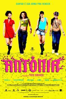 Antônia - O Filme  - Antônia