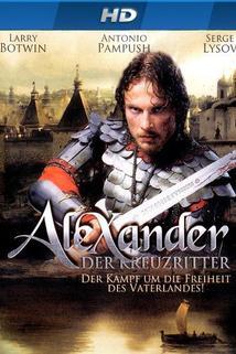 Aleksandr. Nevskaya bitva