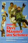Drei Männer im Schnee (1974)