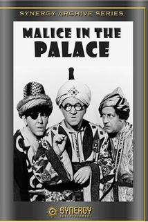 Malice in the Palace