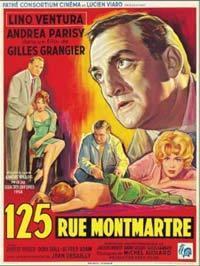 Ulice Montmartre č.125