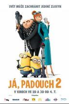 Plakát k filmu: Já, padouch 2