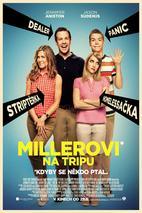Plakát k filmu: Millerovi na tripu