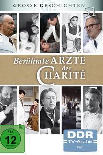 Berühmte Ärzte der Charité: Arzt in Uniform