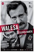 Plakát k filmu: Walesa: člověk naděje
