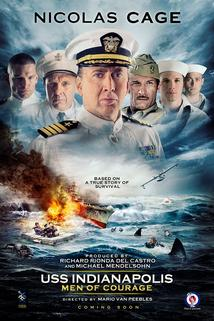 USS Indianapolis: Boj o přežití  - USS Indianapolis: Men of Courage