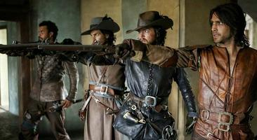 Musketeers, The