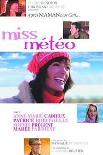 Miss Rosnička  - Miss Météo