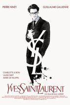 Plakát k filmu: Yves Saint Laurent