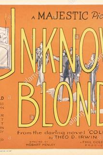 Unknown Blonde
