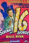 Serenata per sedici bionde (1956)