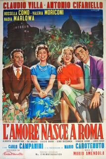 L'amore nasce a Roma