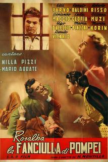 Rosalba, la fanciulla di Pompei