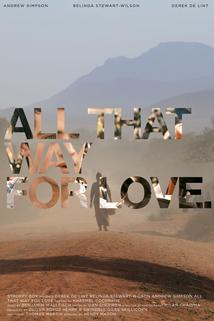 All That Way for Love  - All That Way for Love