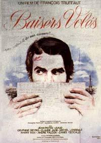 Plakát k filmu: Ukradené polibky