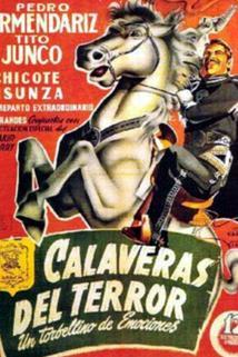 Las calaveras del terror  - Las calaveras del terror
