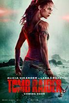 Plakát k filmu: Tomb Raider