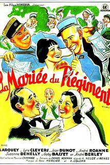 La mariée du régiment