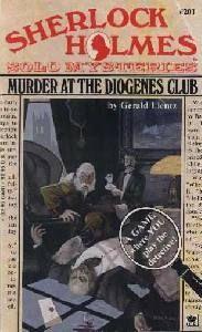 Murder of Sherlock Holmes, The