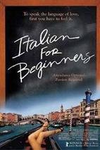 Plakát k filmu: Italština pro začátečníky
