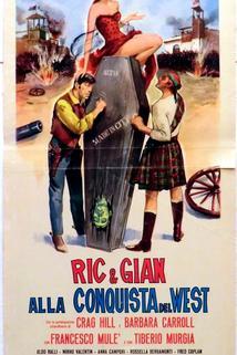 Ric e Gian alla conquista del West  - Ric e Gian alla conquista del West