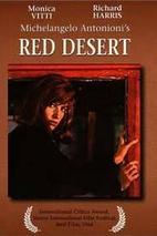 Plakát k filmu: Červená pustina
