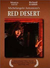 Červená pustina