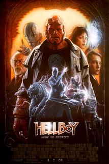 Plakát k filmu: Hellboy