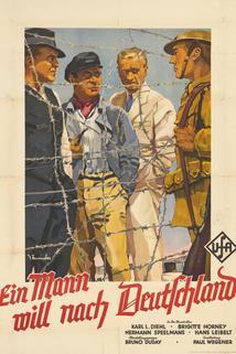 Ein Mann will nach Deutschland