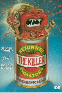 Návrat vražedných rajčat!